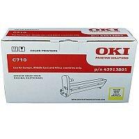 OKI 43913805 Yellow Image Drum