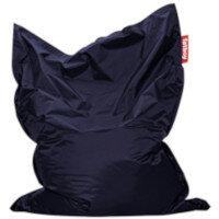 Large Bean Bag 180x140cm Blue Suitable for Indoor Use - Fatboy The Original Bean Bag Range