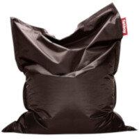 Large Bean Bag 180x140cm Brown Suitable for Indoor Use - Fatboy The Original Bean Bag Range