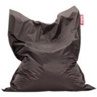 Large Bean Bag 180x140cm Dark Grey Suitable for Indoor Use - Fatboy The Original Bean Bag Range
