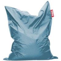 Large Bean Bag 180x140cm Ice Blue Suitable for Indoor Use - Fatboy The Original Bean Bag Range