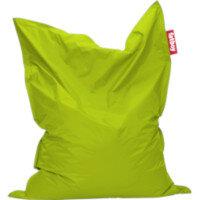 Large Bean Bag 180x140cm Lime Suitable for Indoor Use - Fatboy The Original Bean Bag Range