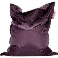 Large Bean Bag 180x140cm Dark Purple Suitable for Indoor Use - Fatboy The Original Bean Bag Range