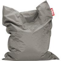 Large Bean Bag 180x140cm Silver Suitable for Indoor Use - Fatboy The Original Bean Bag Range