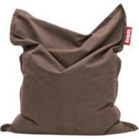 Large Stonewashed Bean Bag 180x140cm Brown Suitable for Indoor Use - Fatboy The Original Bean Bag Range