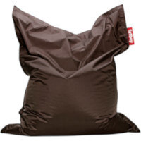 Large Bean Bag 180x140cm Taupe Suitable for Indoor Use - Fatboy The Original Bean Bag Range