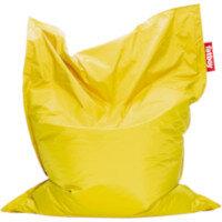 Large Bean Bag 180x140cm Yellow Suitable for Indoor Use - Fatboy The Original Bean Bag Range