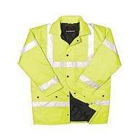 Proforce Yellow Hi Vis Site Jacket Extra Large Class 3 EN471 HJ03YLXL