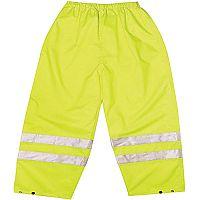 Proforce Yellow Hi Vis Trousers Class 1