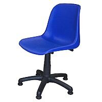 Student Computer Chair with Glides #SSC