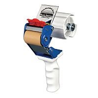 Sellotape Carton Sealer Dispenser with Brake Blue 50mm