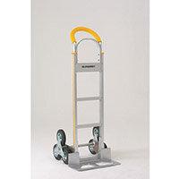 Stairclimbing Aluminium Hand Truck Capacity 150Kg With Rubber Wheels 317674