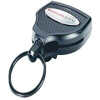 Securikey Deluxe Self-Retracting Key Reel Grey