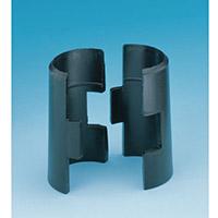 Super Erecta Shelving 9985 Split Sleeves Plastic Pack of 4