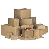 Single Wall Carton 216x152x152mm Pack of 20