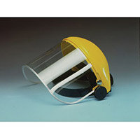 Face Protection Safety Over Glasses Protection Acetate Faceshield