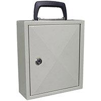 Mobile Key Cabinet 20 Key Capacity