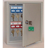 Key Cabinet With Key Lock For 250 Keys