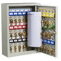 Key Cabinet With Key Lock For 30 Keys