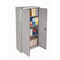 Steel Office Cupboard HxWxDmm: 1780x915x460