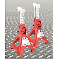 Axle Stand 6 Tons Per Pair 3 Ton Capacity Per Each