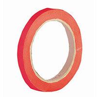 Vinyl Tape Regular Pack 9mm Red Pack of 16