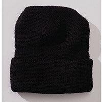Regatta Watch Hat Black Pack of 6