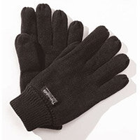Regatta Thinsulate Glove Black Pack of 6