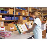 Tarifold Industrial Desk Stand 40 Pockets