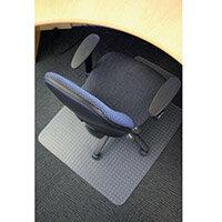 Chair Mat For Carpets Wxl mm: 900X1200