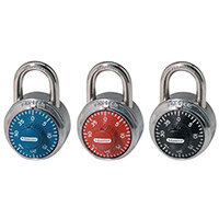 Combination Dial Stainless Steel Padlock