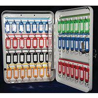 Key Cabinet With Key Lock 49 Key Capacity