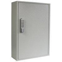 Key Cabinet With Electronic Cam Lock 150 Key Capacity
