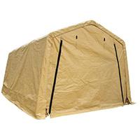 Apex Car Port Shelter HxWxD mm: 2430x3040x5180