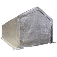 Apex Car Port Shelter HxWxD mm: 2900x3300x7500