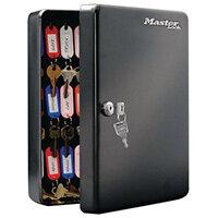 Masterlock Key Box 50 Key Capacity Black Pack 1