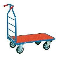 Truck Platform Optiliner Blue/Red 400kg Capacity 315691