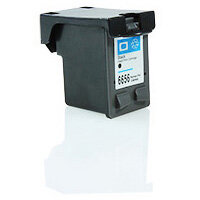 Compatible HP 56 Inkjet Cartridge C6656AE Black 450 Page Yield