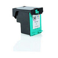 Compatible HP 343 Inkjet Cartridge C8766EE Colour 260 Page Yield