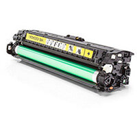 Compatible HP 651A Laser Toner CE342A Yellow 16000 Page Yield