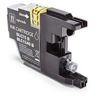 Compatible Brother Inkjet Cartridge LC1240BK Black 30ml 1200 Page Yield