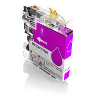 Compatible Brother Inkjet Cartridge LC223M Magenta 550 Page Yield