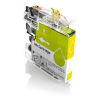 Compatible Brother Inkjet Cartridge LC223Y Yellow 550 Page Yield