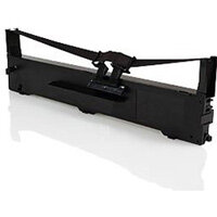 Compatible Epson C13S015329 FX-890 Black 7.5m Fabric Ribbon