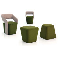 WAIT AND SEE Armchair Range