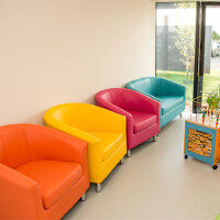 West Limerick Childrens Services Facilities Fit-Out and Furnishing - Newcastle West by Huntoffice Interiors